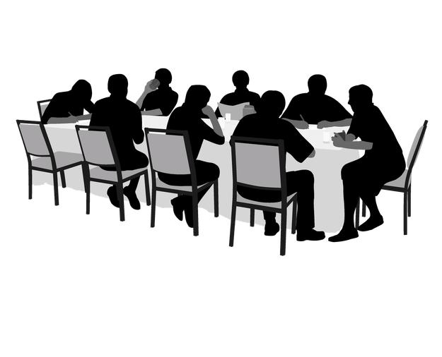schůze
