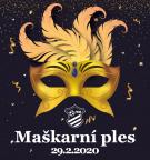 Logo maškarní 2020
