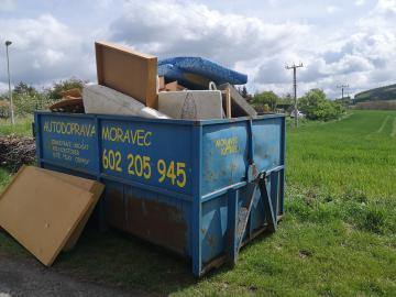 velkoobjemovy odpad